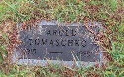 Harold Tomaschko