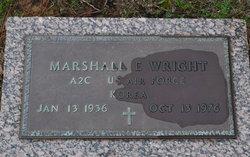 Marshall E. Wright