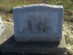 Della <I>Jordan</I> Martin