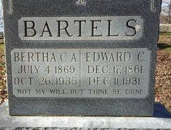 Bertha C. A. <I>Grebe</I> Bartels