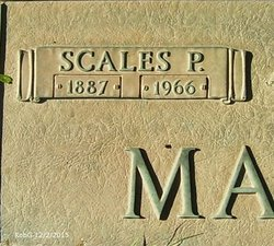 Scales Pete Marley
