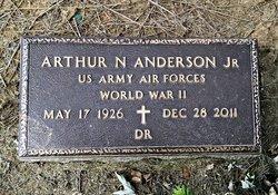 Dr Arthur N. Anderson, Jr