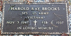 Harold Ray Brooks