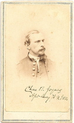 Dr Charles Berry Jaques
