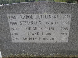 Shirley E. <I>Stetson</I> Cielinski