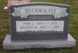 Malinda B <I>Smoker</I> Buckwalter