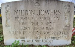 Milton Lomax Jowers