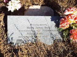 Betty Jo <I>James</I> Burt