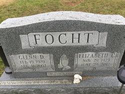 Elizabeth C. <I>Walls</I> Focht