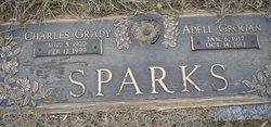 Myrtle Adell <I>Grogan</I> Harding Sparks
