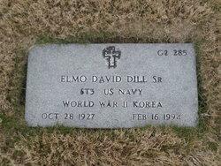 Elmo David Dill, Sr