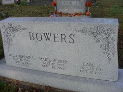 Marie A. <I>Herber</I> Bowers