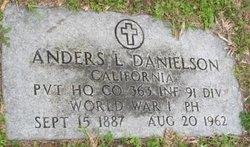 Anders L Danielson