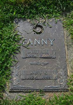 Harvey R. Fanny, Jr