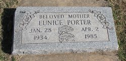 Eunice Porter
