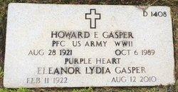 Howard E Gasper