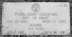 Carl Gust Gaustad