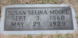 Susan Selina <I>Powell</I> Moore