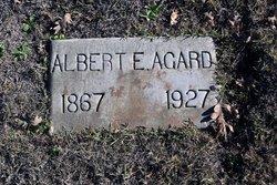 Albert Elmer Agard