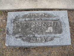 Walter Nunnelee Camp