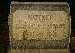 Elizabeth C. <I>Keenan</I> Harkins