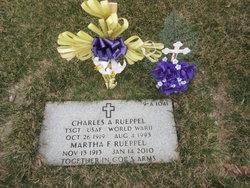 Charles A Rueppel