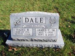 Hazel B <I>Morrison</I> Dale