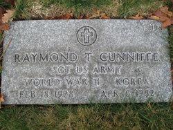 Raymond T Cunniffe