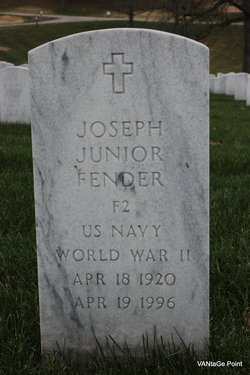 Joseph Junior Fender