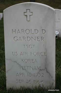 Harold D Gardner