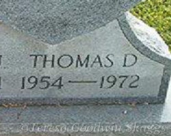 Thomas Duane Bickers