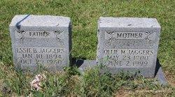 Ollie M <I>Pulliam</I> Jaggers