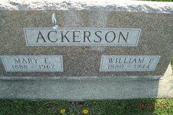 Mary Etta <I>Smith</I> Ackerson