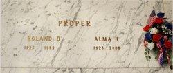 Alma Lee <I>Gilbert</I> Proper