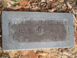Judge Robert Campbell Culpepper