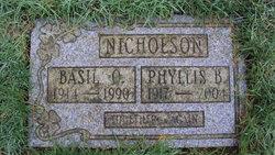 Basil O. Nicholson
