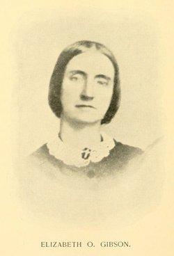 Elizabeth O Gibson