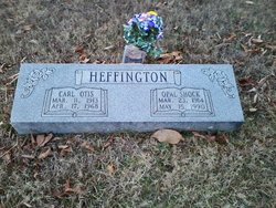 Carl Otis Heffington