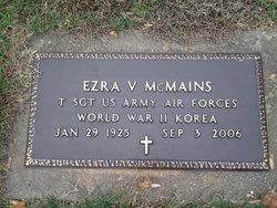 Ezra Vernon McMains