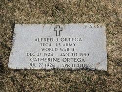 Alfred J Ortega