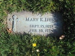 Mary K. Dunn