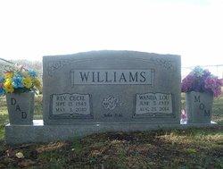 Rev Cecil Williams