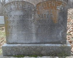 Mary E Johnson