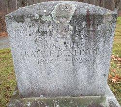 """Katherine Frances """"Kate"""" <I>Benedict</I> Child"""