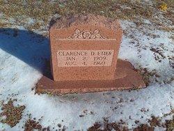 Clarence D. Etier