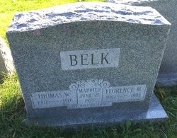 Florence May <I>Waltz</I> Belk
