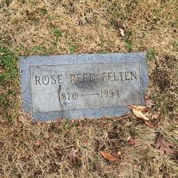 Rose <I>Reed</I> Felten