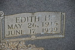 Edith <I>Hurst</I> Bunch