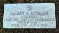 SSGT Albert M Edwards
