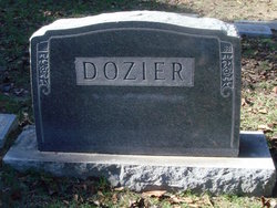 Elizabeth Osenton <I>Alston</I> Dozier
